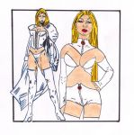 X-Ladies: Emma Frost by frostyrogue