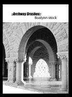 ::Arch Brushes:: by Boalynn-Stock