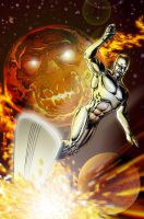 The Silver Surfer by RichYan33