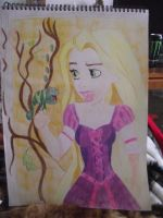 Tangled by kerrysh1989