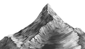 Mountain WIP by lio-ns