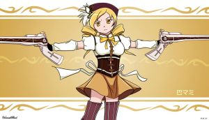 Mami Tomoe by Vermeilbird