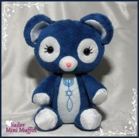 Hanukkah Bear by SailorMiniMuffin