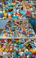 My Pokedoll Collection 9 by Fishlover