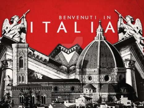 Welcome To Italy by kladesigns