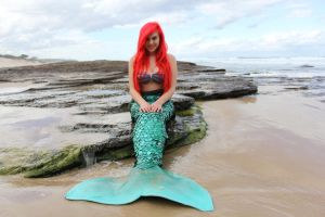 My friend the Mermaid. by Ella-Jade