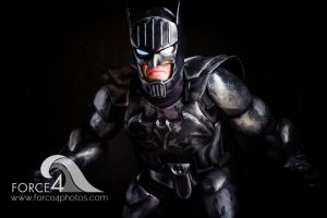 DCU Armored Batman by Jay-Michael-Lee