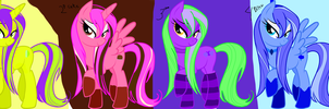 Wets Manes Adoptables |OPEN| by Dyahna