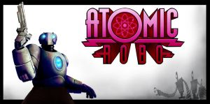 Atomic Robo 2 by thedoberman