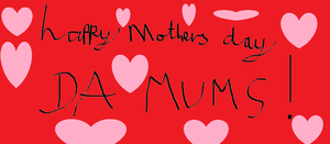 mothers day by Ticci-Illy-Rogers