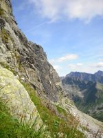 Tatry: on the way to the peak by omg-stock