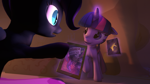 Just a dusty old book by KonyJay