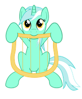 Animation: Lyra Heartstrings by Isegrim87