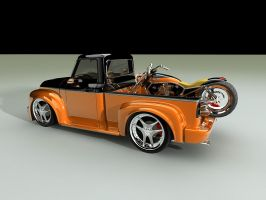 Concept Ford F-100 by hermanform