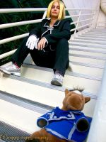 Ed and Roy Mustang by Crappy-Happy-Cosplay