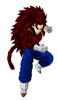 Vegetto SSJ 13 V5 by ansemporo002