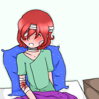 .:: SSA :: Christopher :: Hospital Stay ::. by iUzuChan