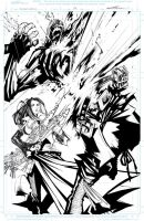 Bullet Witch Page 03 by Sandoval-Art