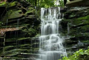 Leroy Waterfall by FOTOSHOPIC