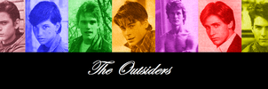 The Outsiders (Rainbow Version) by Rose9227614