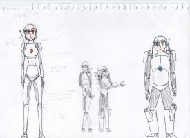 Portal 2 - Co-op Testing Init. by SigmatheArtist