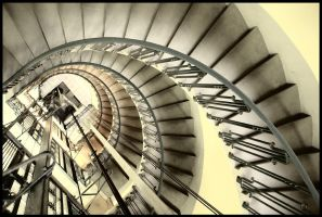 Stairs again by Ouylle