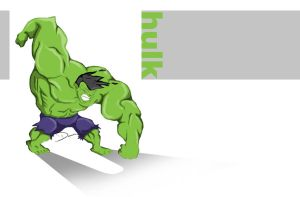 Hulked out of it by theblastedfrench