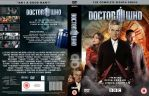 DOCTOR WHO SERIES 8 DVD COVER by MrPacinoHead