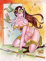 Savage Rogue (#2) by Rodel Martin by VMIFerrari