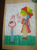 Me and the Sixth Doctor by StregattaPuponzi