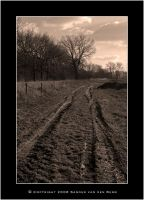 Tractor Path by sandervandenberg