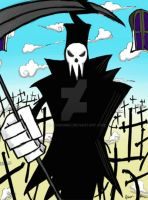 Lord Death  Soul Eater  by neckanome4