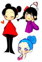 Pucca by Ruhianna