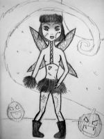 Halloween Town Yuxi by Number-14