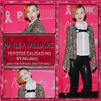 +Photopack Hayley Williams #01. by PerfectPhotopacks