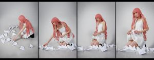 Vocaloid: to collect the past by Chu-Momo