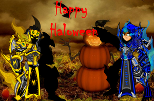 Haloween for aqw by Agyron