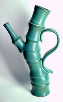 Living Green, Decanter by metranisome