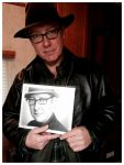 James Spader with Drawing - BLACKLIST by Doctor-Pencil