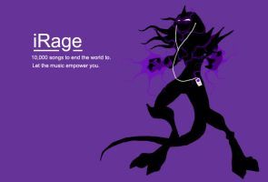 iRage by scaleblade