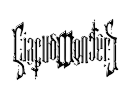 Circus Monsters Ambigram by JZumun