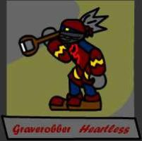 Graverobber Heartless by Lakitubro101