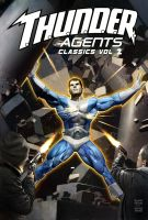Thunder agents classics issue 3 cover by ryanbrown-colour