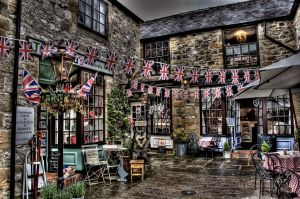The Courtyard HDR by nat1874