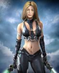 Hot Soldier Babe Shep ! by CyberBrian360