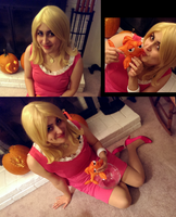 Cosplay: Francine - American Dad by relsgrotto