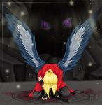 FMA- Wings of a Bluebird by RizyuKaizen