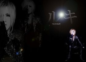 Ruki from. the GazettE by x-Reiko