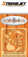 Northwoods Concept Layout by smokejaguar