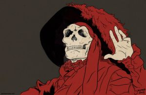 Masque of Red Death by JesseAcosta